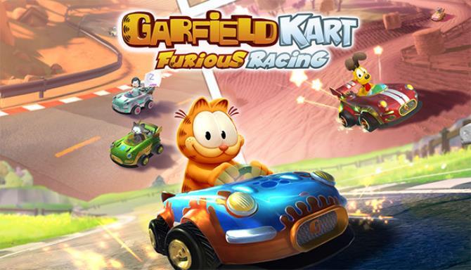 Garfield Kart Furious Racing Free Download