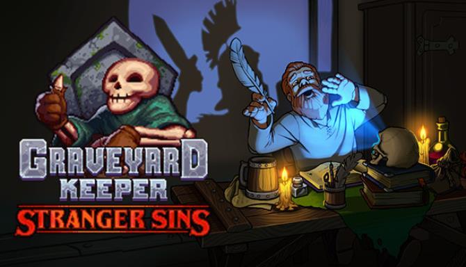 Graveyard Keeper Stranger Sins v1 205 Free Download