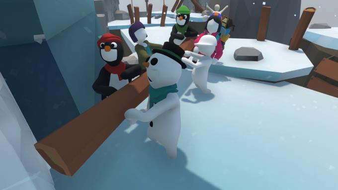 Human Fall Flat ICE Torrent Download