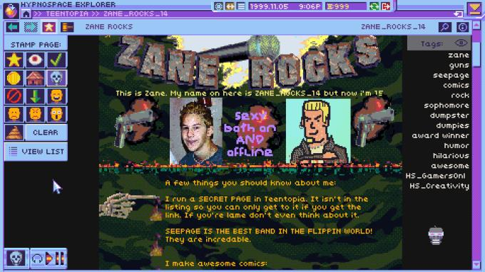 Hypnospace Outlaw Update v2 21 PC Crack