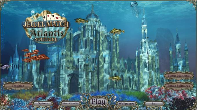 Jewel Match Atlantis Solitaire Collectors Edition Torrent Download