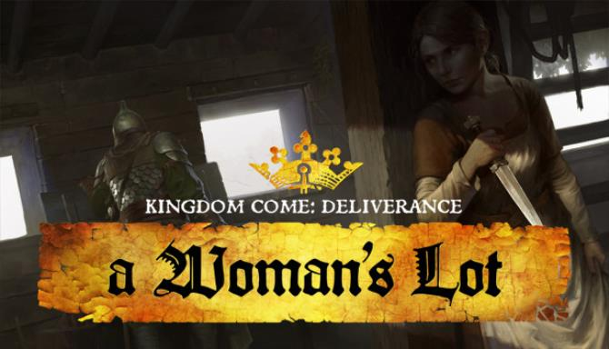 Kingdom Come Deliverance A Womans Lot Update v1 9 4 Free Download