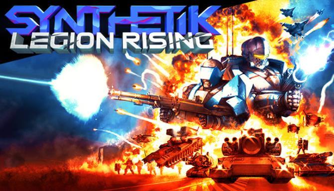 SYNTHETIK Legion Rising High Technology Free Download