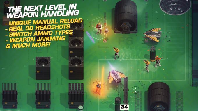 SYNTHETIK Legion Rising High Technology PC Crack