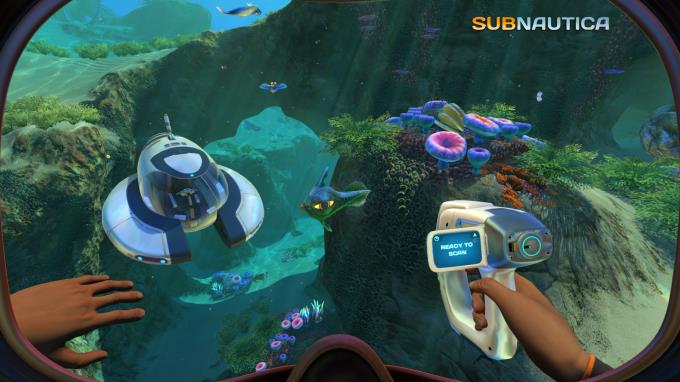 Subnautica v63112 Torrent Download