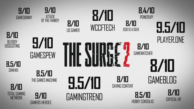 The Surge 2 Update 3 incl DLC Torrent Download