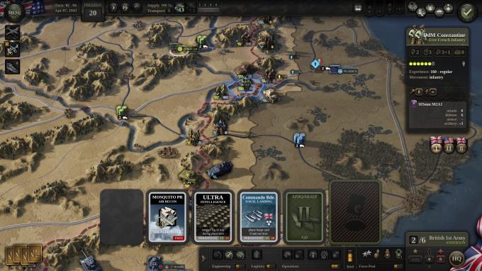 Unity of Command II Update 4 PC Crack
