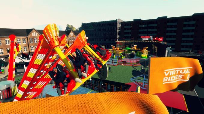 Virtual Rides 3 Bounce Machine Update v1 7 0 incl DLC PC Crack