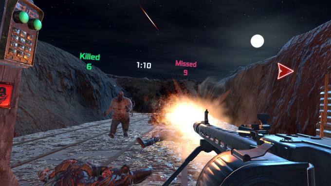 WW2 Zombie Range VR PC Crack