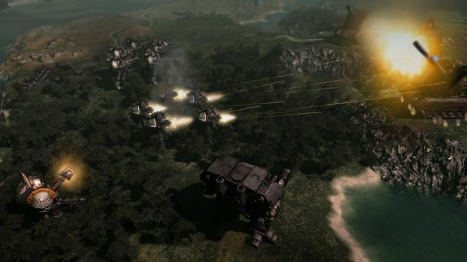 Warhammer 40000 Gladius Relics of War Fortification Pack Update v1 4 2 Torrent Download