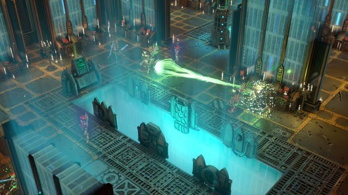 Warhammer 40000 Mechanicus Heretek Update v1 3 7 Torrent Download