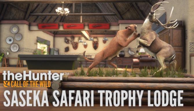 theHunter Call of the Wild Saseka Safari Trophy Lodge Free Download