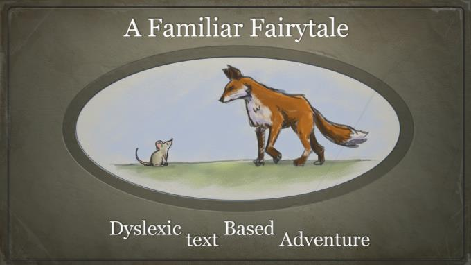 A Familiar Fairytale Dyslexic Text Based Adventure Torrent Download