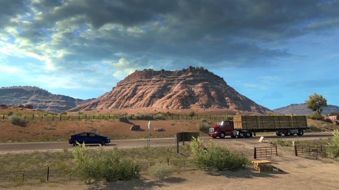 American Truck Simulator Utah Update v1 36 1 30 incl DLC PC Crack