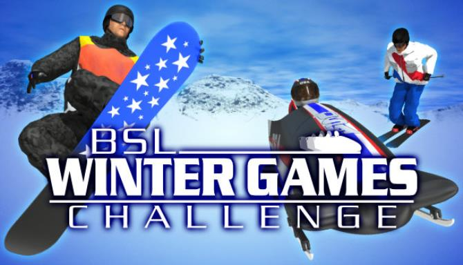 BSL Winter Games Challenge Free Download