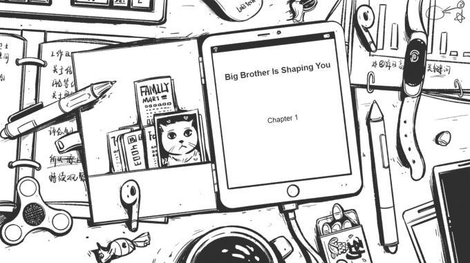 假如我是人工智能 Big Brother Is Shaping You Torrent Download