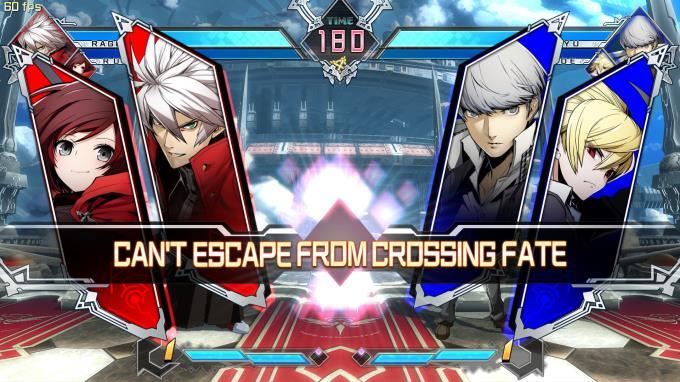 BlazBlue Cross Tag Battle Special Edition Update v2 02 Torrent Download