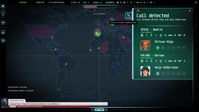 Counter Terrorist Agency Update v1 0 1 Torrent Download