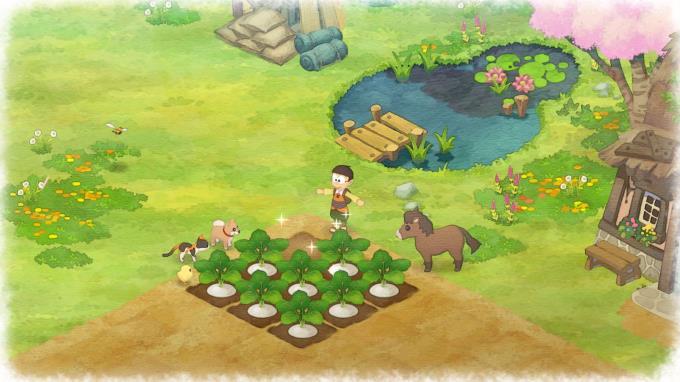 Doraemon Story of Seasons Update v1 0 1 Torrent Download