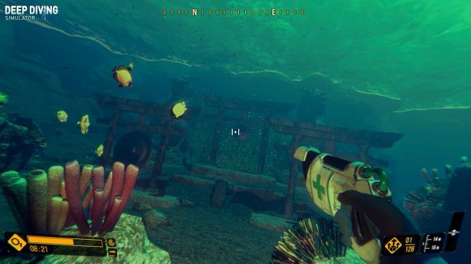 Deep Diving Simulator Platinum Edition PC Crack