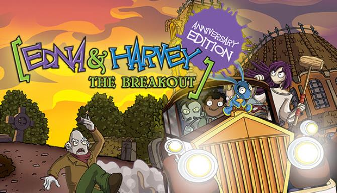 Edna and Harvey The Breakout Anniversary Edition Free Download