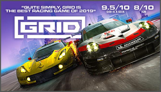 GRID Hot Hatch Showdown Free Download