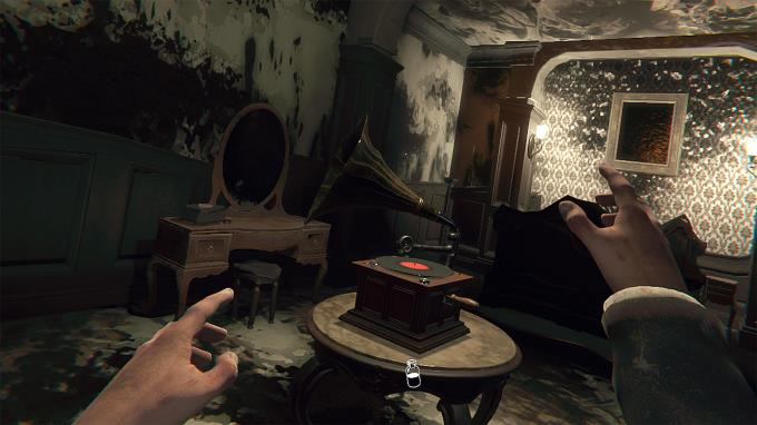 Layers of Fear VR Torrent Download