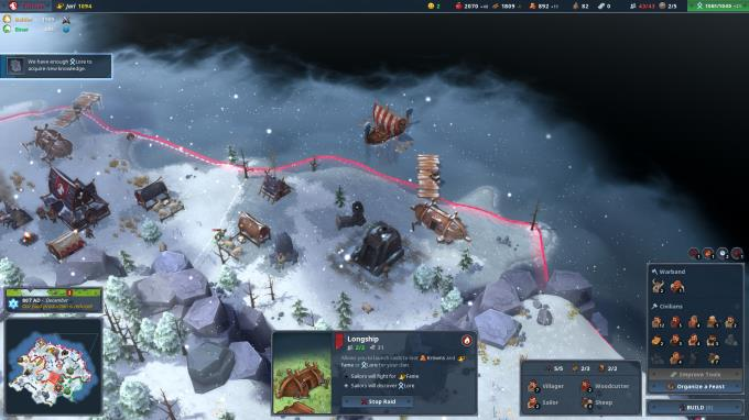 Northgard Krowns and Daggers PC Crack