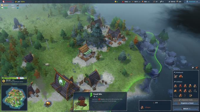 Northgard Krowns and Daggers Torrent Download