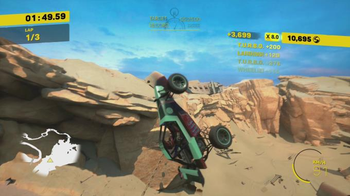 Offroad Racing Buggy X ATV X Moto PC Crack