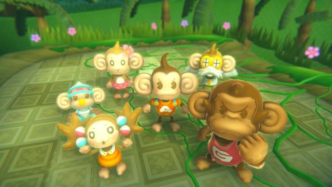 Super Monkey Ball Banana Blitz HD PC Crack