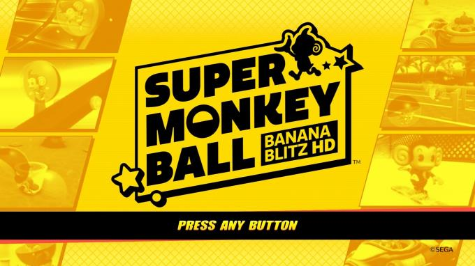 Super Monkey Ball Banana Blitz HD Torrent Download