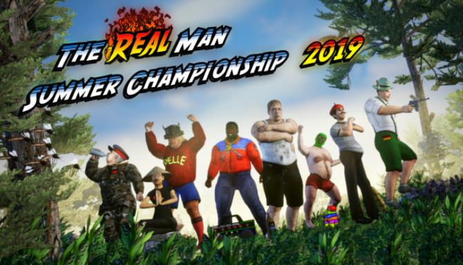 The Real Man Summer Championship 2019 Update v1 03 incl DLC Free Download