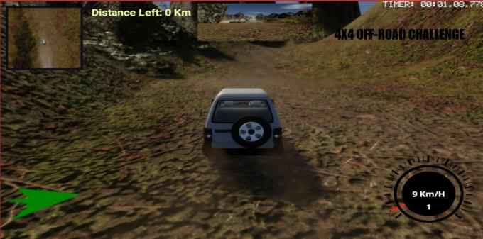 4x4 Off Road Challenge PC Crack
