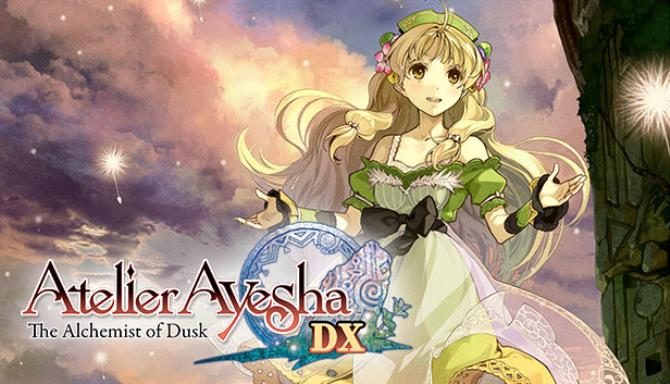 Atelier Ayesha The Alchemist of Dusk DX Free Download
