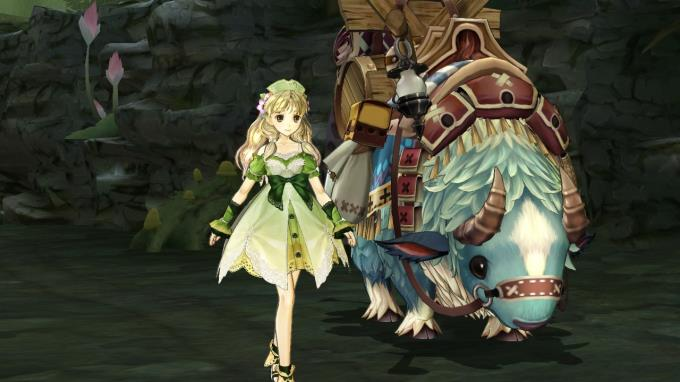 Atelier Ayesha The Alchemist of Dusk DX Torrent Download