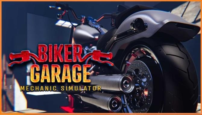Biker Garage Mechanic Simulator Junkyard Free Download