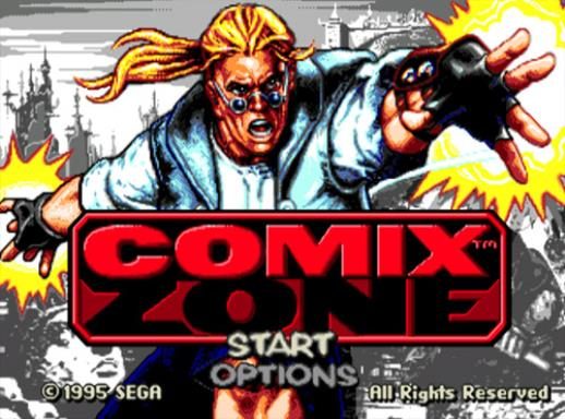 Comix Zone Torrent Download