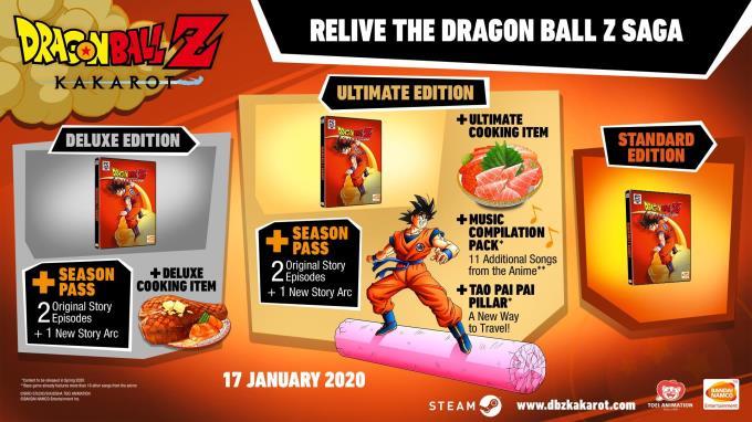 Dragon Ball Z Kakarot Update v1 04 Torrent Download