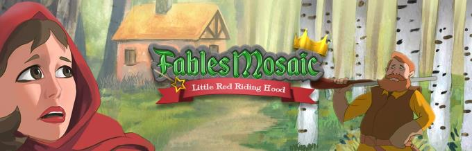 Fables Mosaic Little Red Riding Hood Free Download