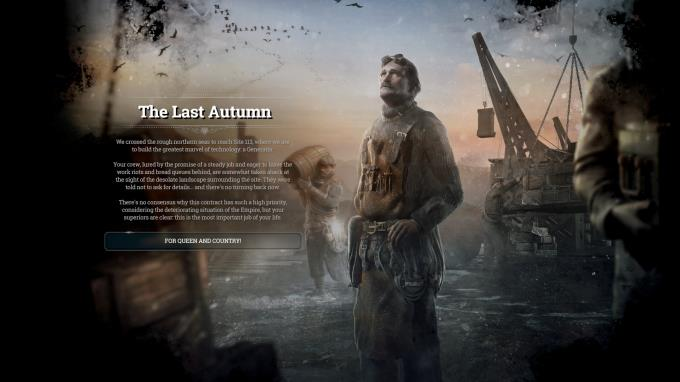 Frostpunk The Last Autumn PC Crack