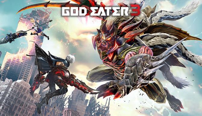 GOD EATER 3 Update v2 30 Free Download