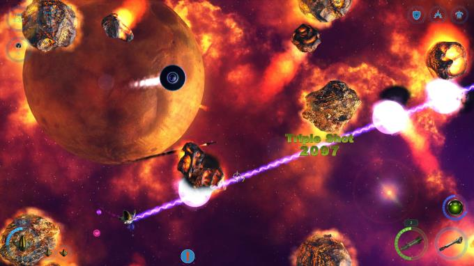 Galactic Asteroids Patrol PC Crack