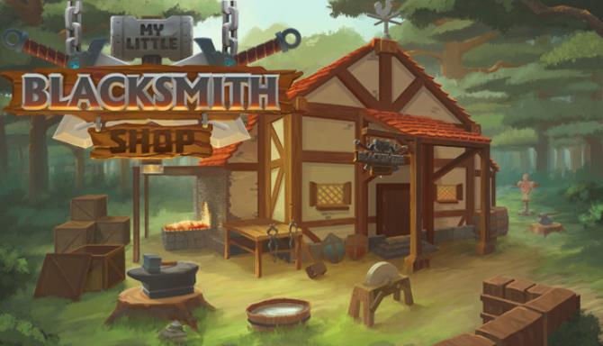 My Little Blacksmith Shop Free Download
