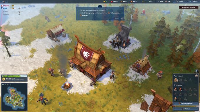 Northgard Himminbrjotir Clan of the Ox PC Crack