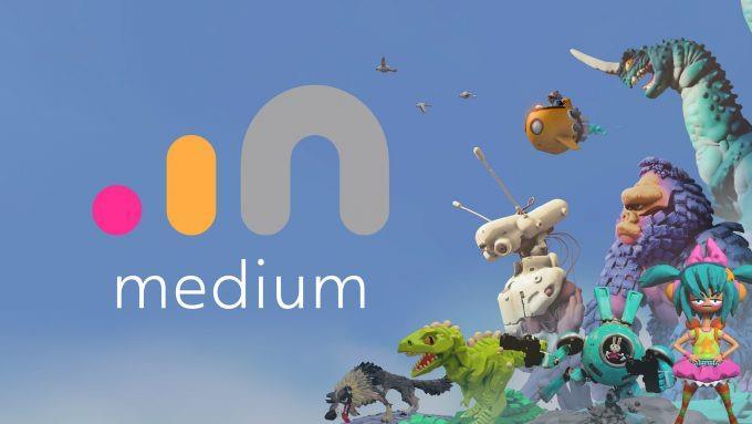 Oculus Medium Free Download