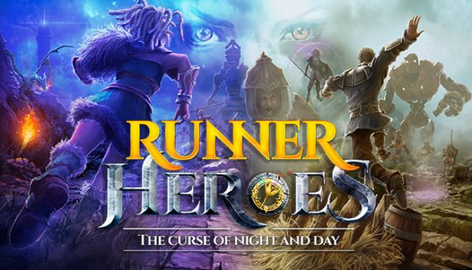 Runner Heroes The curse of night and day Free Download