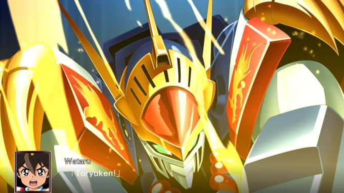 SUPER ROBOT WARS X PC Crack