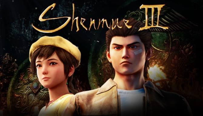 Shenmue III Update v1 04 01 incl DLC Free Download