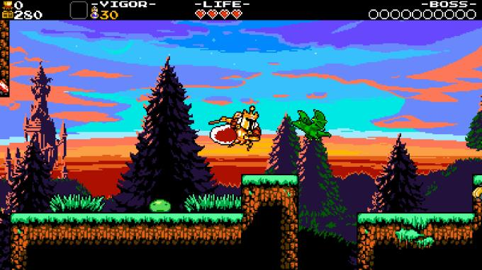 Shovel Knight: King of Cards Torrent Download